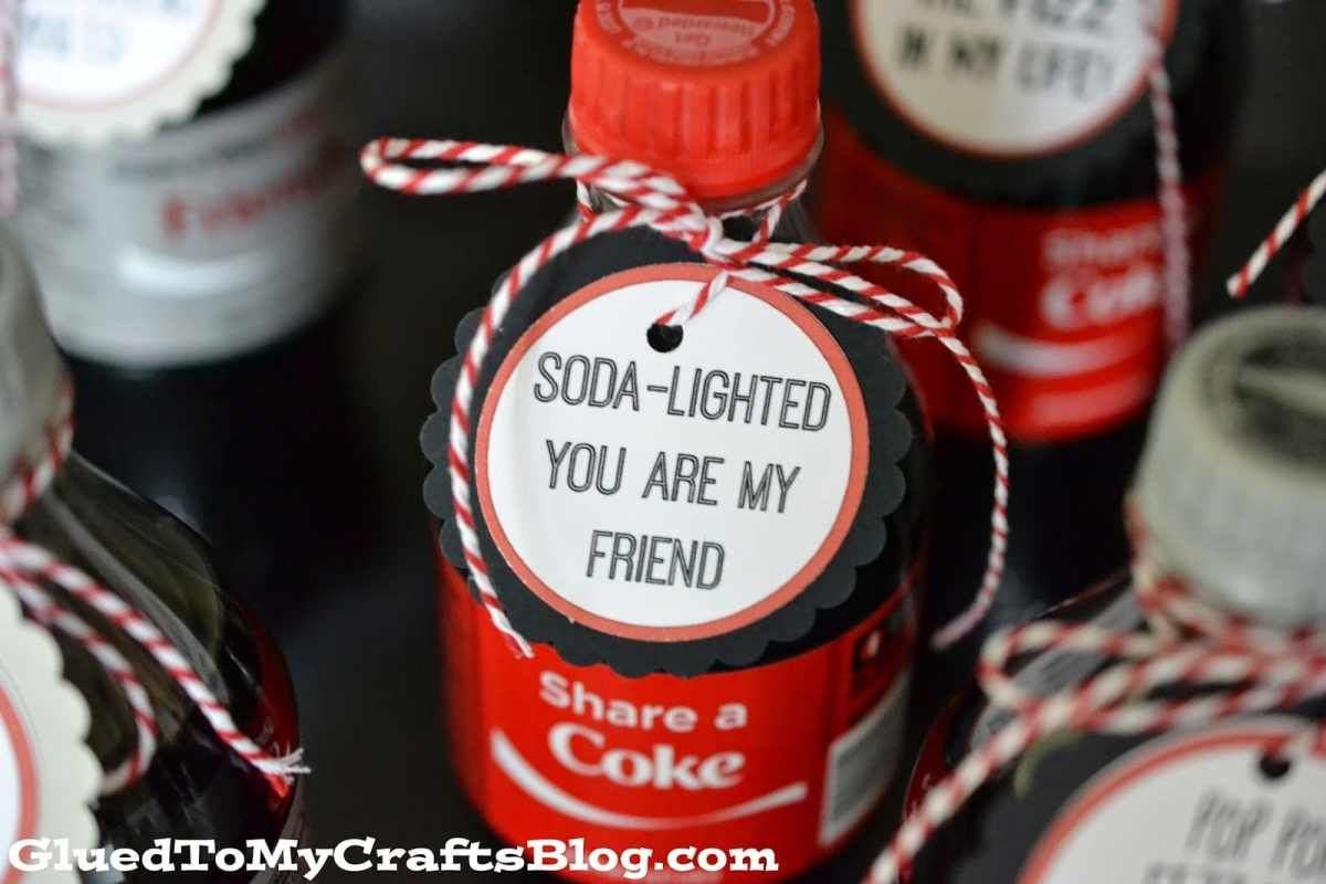 Pay It Forward Idea & Free Gift Tag Printable