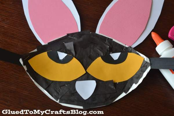 Pete The Cat - Easter Bunny {Kid Craft}