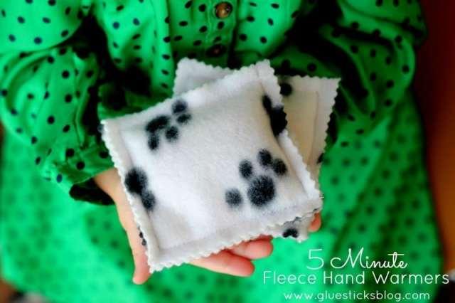 Fleece Hand Warmers