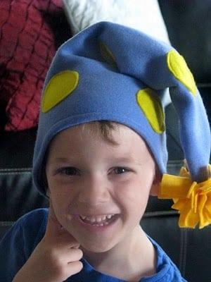 Fleece Night Hat