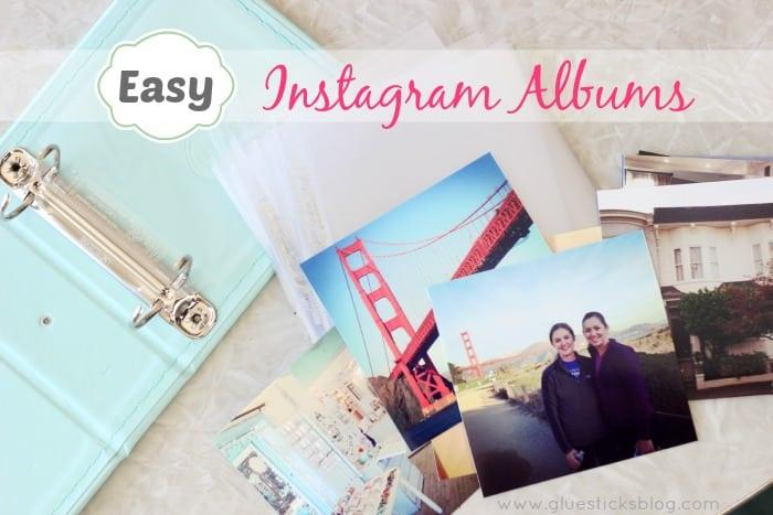 Easy Instagram Albums
