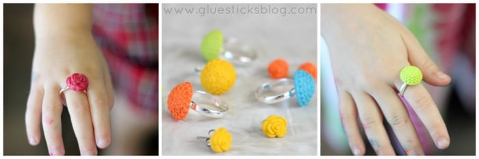 DIY cabochon jewelry
