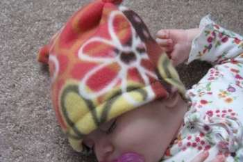 Easy Fleece Hats