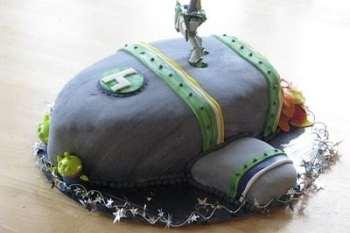 A Buzz Lightyear Party!