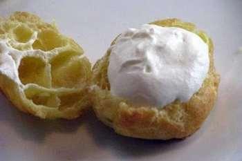 Homemade Cream Puffs