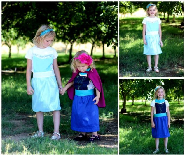 Frozen Girlie Photos