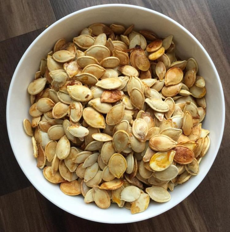 Perfectly Toasted Pumpkin Seeds   Gluesticks