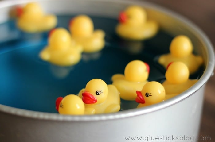 The Rubber Duck Game