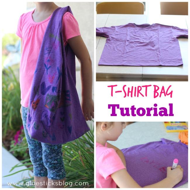 t shirt bag gluesticksblog