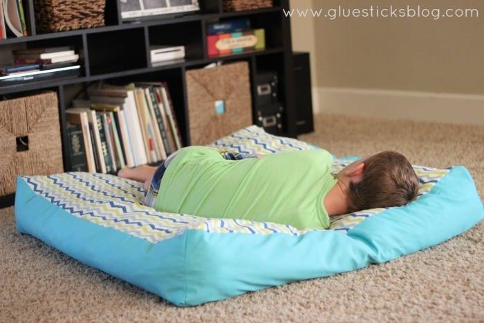 floor pillows for kids. Floor Pillows Oversized Pillow  Gluesticks