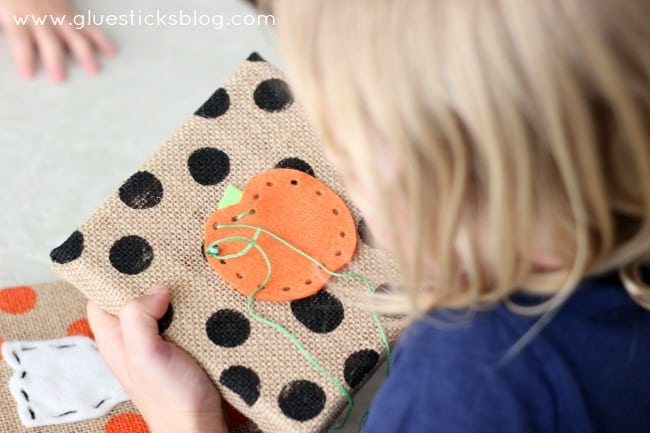 Kids Sewing Craft