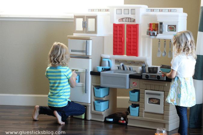 mixin up magic kitchen step 2