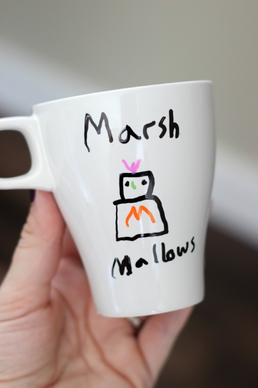 DIY Sharpie Mugs that WORK