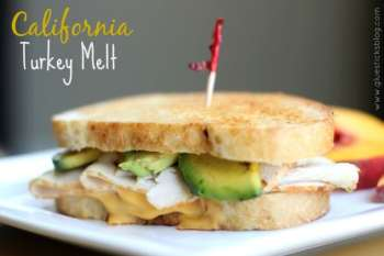 California Turkey Melt