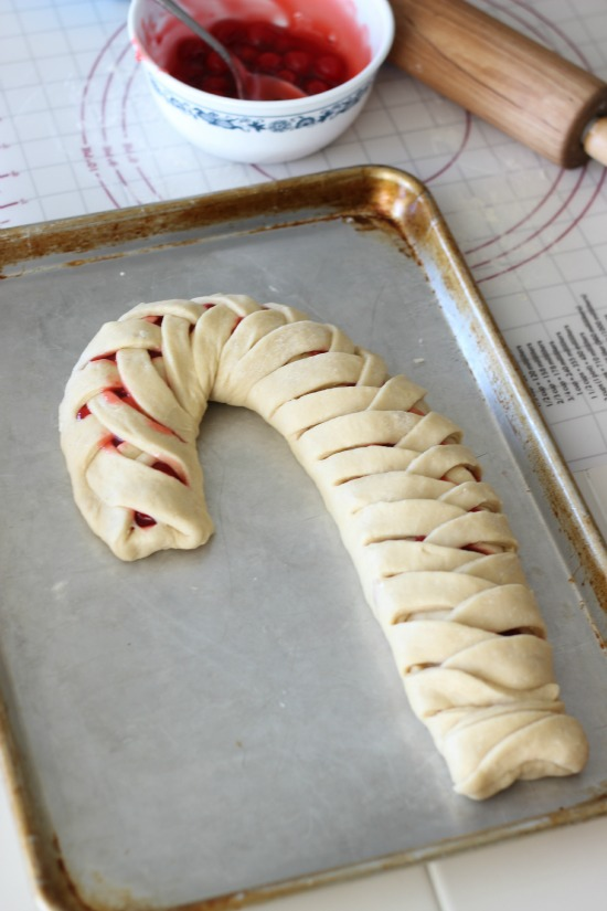Cherry Christmas Loaf