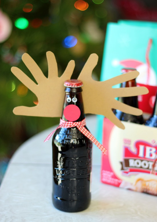 Cute christmas gift ideas with alcohol