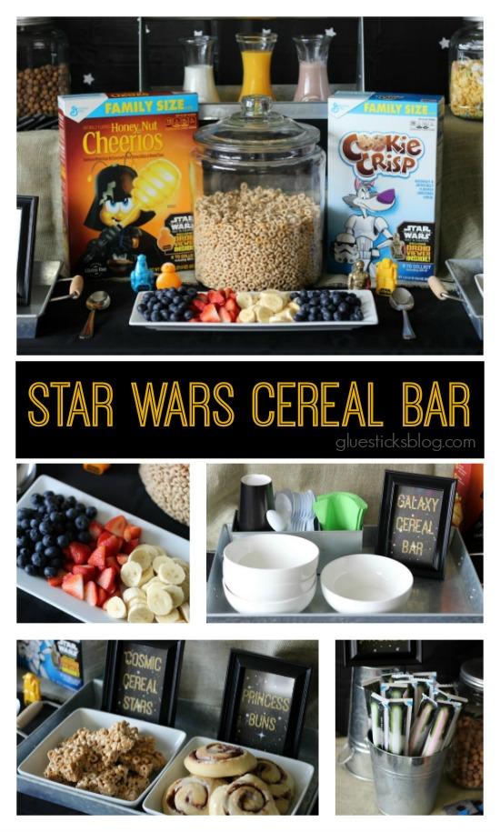 star wars cereal bar