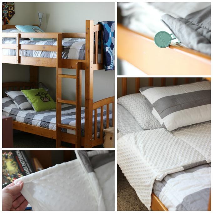 Boys Bedroom Update