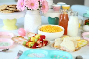 Easter Bunny Luncheon for Kids