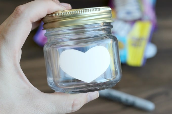 baby food candy jar