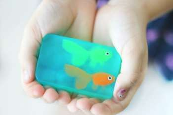 Melt & Pour Glycerin Fish Soap