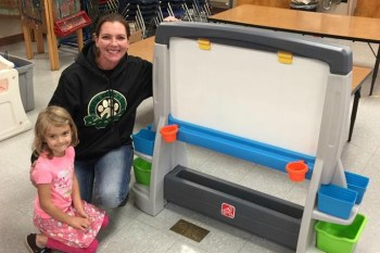 Playing It Forward: A Surprise Gift for Kindergarten