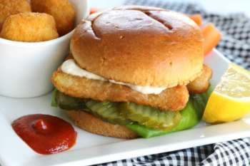 Fish Fillet Sandwich