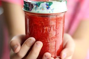 No Cook Strawberry Freezer Jam Recipe With Instant Pectin