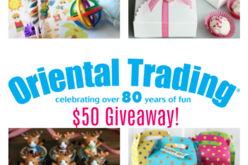 Must Have Kids Craft Supplies (Oriental Trading $50 Giveaway!)