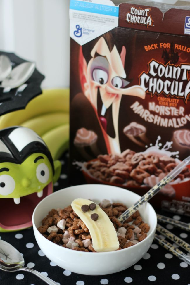 A spooky breakfast, a Halloween party favor, and a game! 3 fun ways to use these frightful cereals in your festivities this year!