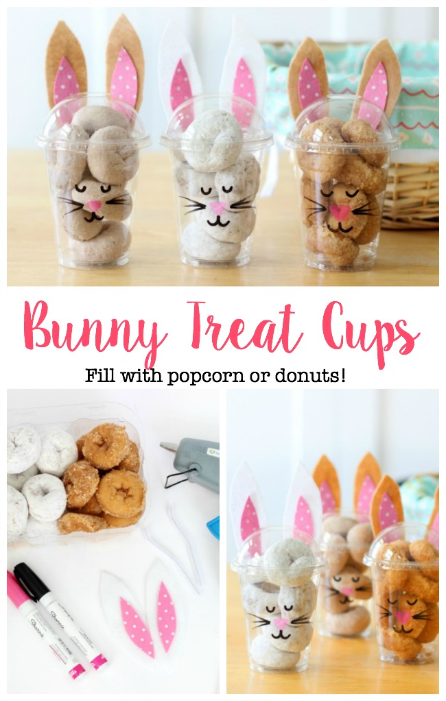 Bunny Treat Cups in 3 flavors