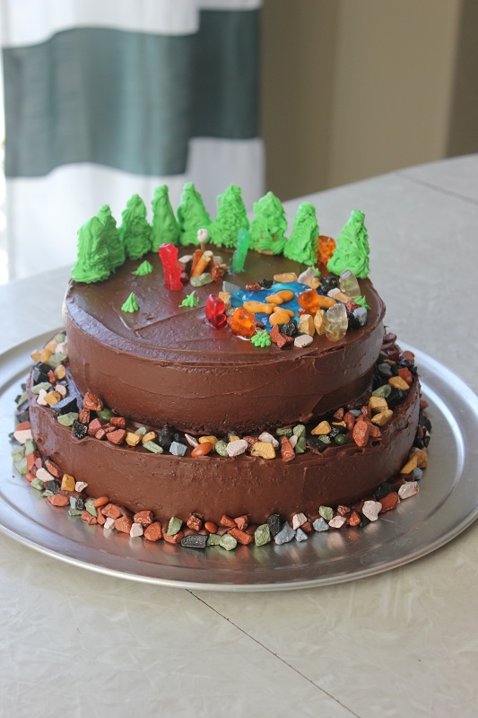 Easy Cakes That Kids Can Make Simple Cake And Cupcake Ideas