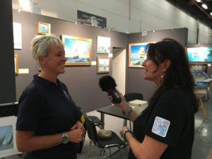 Babsi im Interview mit Annette Kilch