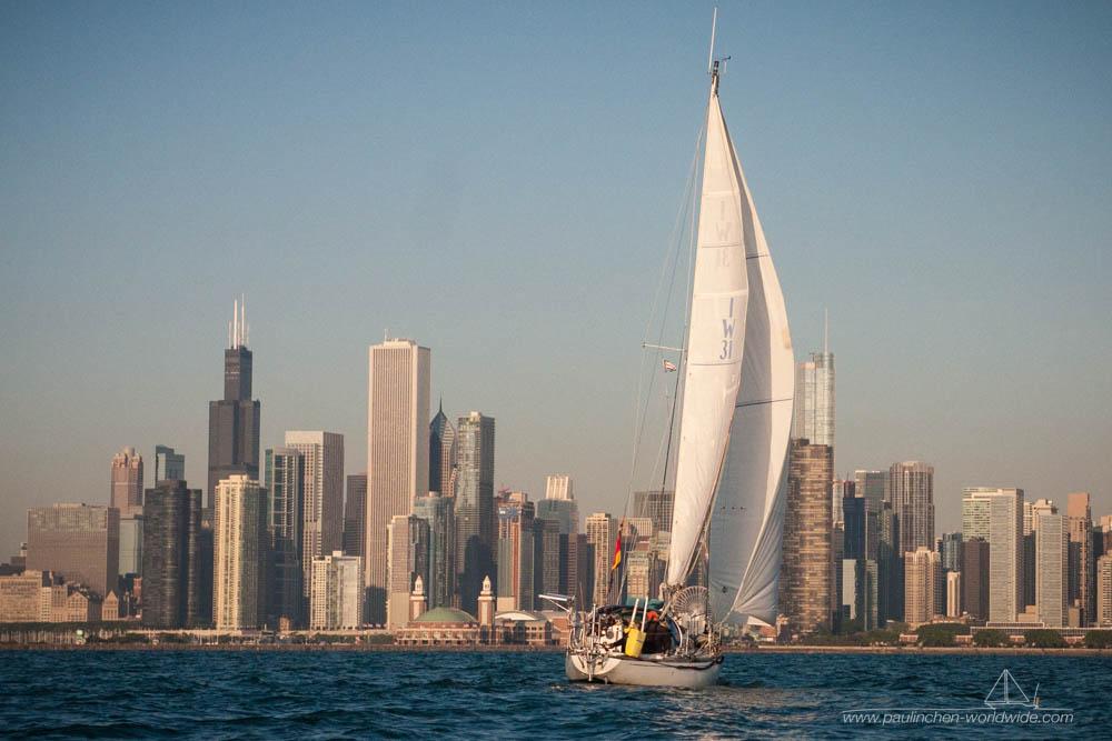 Paulinchen vor Chicago
