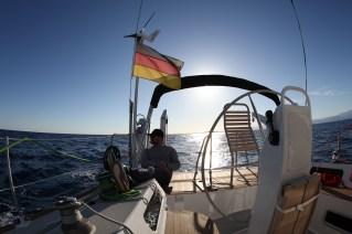 Leben und Arbeiten auf dem Schiff