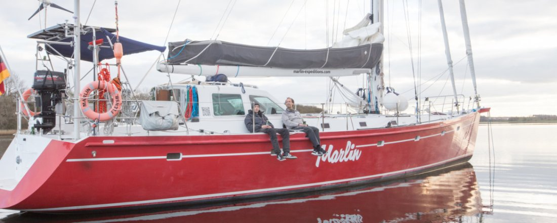 Die 60 Fuß-Yacht Marlin