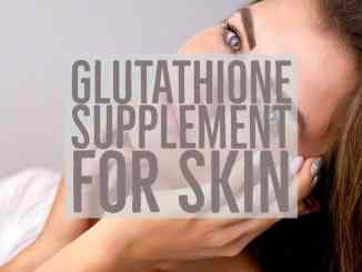 Glutathione as Supplement for Skin