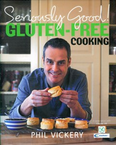 Seriously Good! Gluten-Free Cooking by Phil Vickery on Amazon