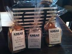 Knead Bakery's gluten free, dairy free sugar cane free goodies