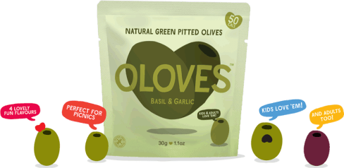 Oloves Marinated Olives