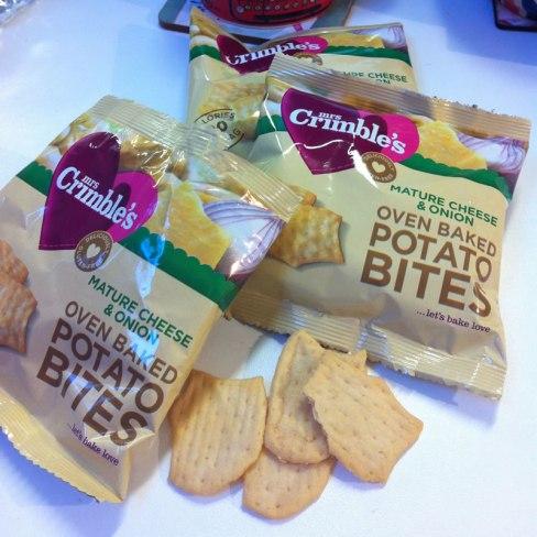 photo of Mrs Crimble's potato bites