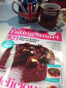 Woman&Home Eating Smart Magazine