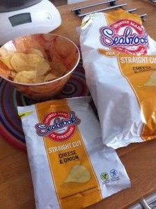 Seabrook Gluten Free Crisps
