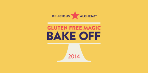 Delicious Alchemy Gluten Free Magic Bake Off Competition