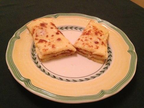 Gluten free pancake photo