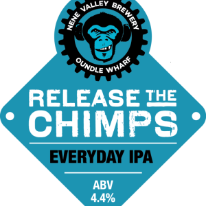 Release The Chimps Nene Valley Brewery