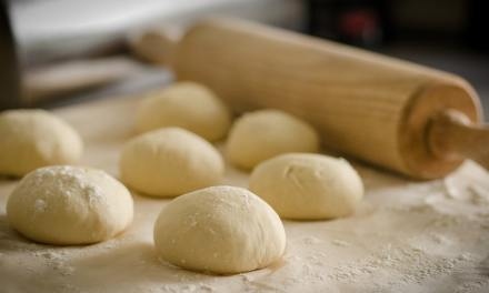 Gluten Free Pitta Dough