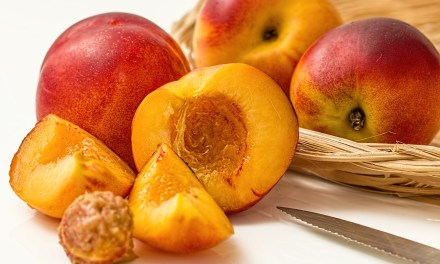 Walnut Peaches with Brandy Recipe
