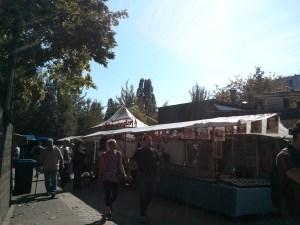 flea market, gluten free Berlin