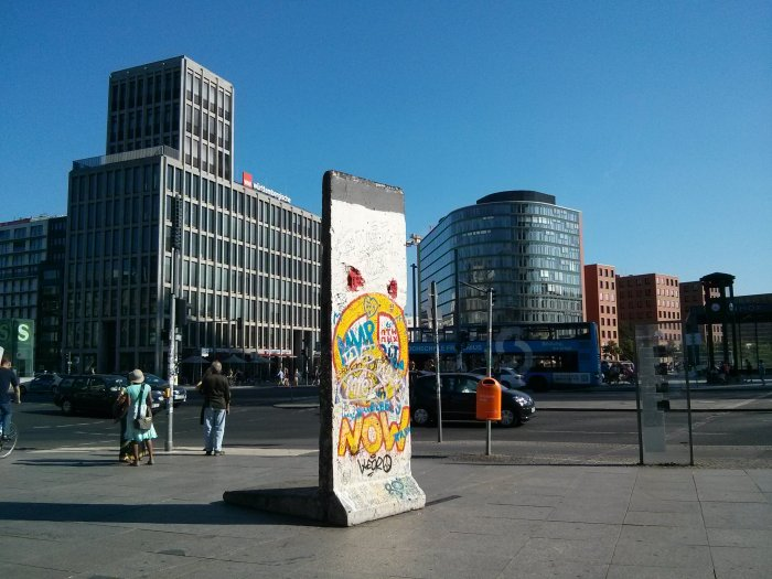 Potsdamer Platz, gluten free Berlin